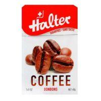 HALTER sans sucre Bonbon café B/40g à SAINT-PRIEST