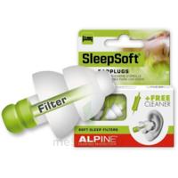 Bouchons D'oreille Sleepsoft Alpine à SAINT-PRIEST