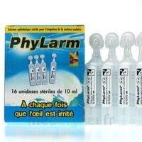 PHYLARM, unidose 10 ml, bt 16 à SAINT-PRIEST