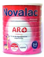 Novalac AR 1 + 800g à SAINT-PRIEST