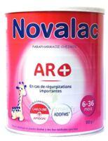 Novalac AR+ 2 Lait en poudre 800g à SAINT-PRIEST