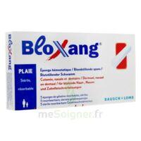 BLOXANG Eponge de gélatine stérile hémostatique B/5 à SAINT-PRIEST
