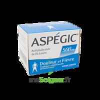 Aspegic 500 Mg, Poudre Pour Solution Buvable En Sachet-dose 20 à SAINT-PRIEST