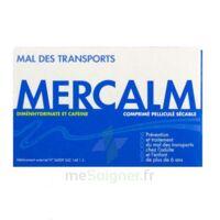 Mercalm, Comprimé Pelliculé Sécable à SAINT-PRIEST