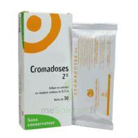 Cromadoses 2 Pour Cent, Collyre En Solution En Récipient Unidose à SAINT-PRIEST