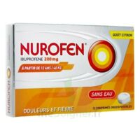 Nurofen 200 Mg, Comprimé Orodispersible à SAINT-PRIEST