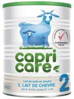 CAPRICARE 2EME AGE Lait poudre de chèvre entier 800g à SAINT-PRIEST