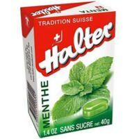 HALTER Bonbons sans sucre menthe à SAINT-PRIEST