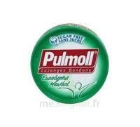 Pulmoll Pastille Eucalyptus Menthol à SAINT-PRIEST