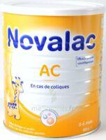 Novalac AC 1 Lait en poudre 800g à SAINT-PRIEST