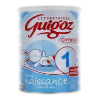 GUIGOZ 1, bt 800 g à SAINT-PRIEST