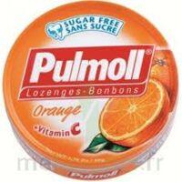 PULMOLL Pastilles orange B/45g à SAINT-PRIEST