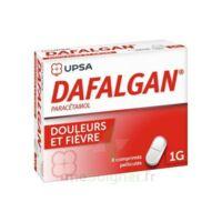 Dafalgan 1000 Mg Comprimés Pelliculés Plq/8 à SAINT-PRIEST