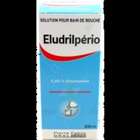Eludrilperio 0,2 %, Solution Pour Bain De Bouche à SAINT-PRIEST