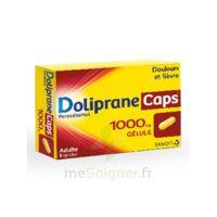 Dolipranecaps 1000 Mg Gélules Plq/8 à SAINT-PRIEST