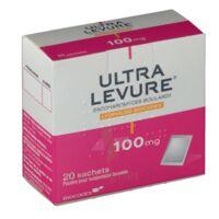 Ultra-levure 100 Mg Poudre Pour Suspension Buvable En Sachet B/20 à SAINT-PRIEST
