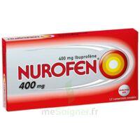 Nurofen 400 Mg Comprimés Enrobés Plq/12 à SAINT-PRIEST