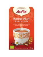 Yogi Tea Bonne Nuit Rooibos Vanille à SAINT-PRIEST