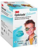 Opticlude Design Boy Pansement orthoptique silicone maxi 5,7x8cm à SAINT-PRIEST