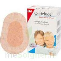 Opticlude Pansement orthoptique chair mini 5x6cm B/20 à SAINT-PRIEST
