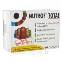 Nutrof Total Caps visée oculaire B/60 à SAINT-PRIEST