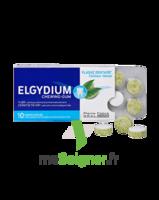 Elgydium Antiplaque Chew gum B/10 à SAINT-PRIEST