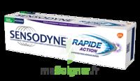 Sensodyne Rapide Pâte dentifrice dents sensibles 75ml à SAINT-PRIEST