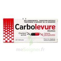 Carbolevure Gélules Adulte Plq/30 à SAINT-PRIEST