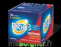 Bion 3 Défense Junior Comprimés à croquer framboise B/30 à SAINT-PRIEST
