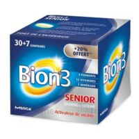 Bion 3 Défense Sénior Comprimés B/30+7 à SAINT-PRIEST