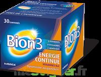 Bion 3 Energie Continue Comprimés B/30 à SAINT-PRIEST