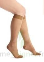 Thuasne Venoflex Secret 2 Chaussette femme beige doré T3N+ à SAINT-PRIEST