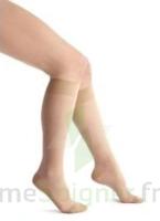 Thuasne Venoflex Secret 2 Chaussette Femme Beige Naturel T2l à SAINT-PRIEST