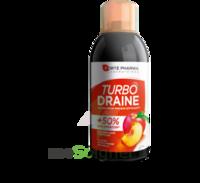 Turbodraine Solution buvable Thé-Pêche 2*500ml à SAINT-PRIEST