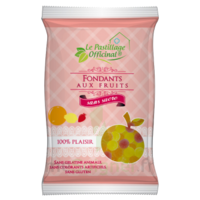 Le Pastillage Officinal sans sucre Fondant fruits Sachet/100g à SAINT-PRIEST