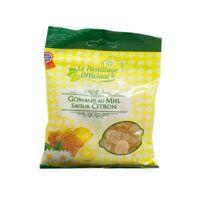 Le Pastillage Officinal Gomme Miel Citron Sachet/100g à SAINT-PRIEST