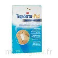 Tegaderm + Pad, 9 Cm X 10 Cm , Bt 5 à SAINT-PRIEST