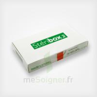 Stéribox Kit Prévention Et Hygiène Pour Les Toxicomanes Avec Seringues 100ui/ml à SAINT-PRIEST
