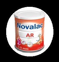 Novalac Ar 2 Lait En Poudre Antirégurgitation 2ème âge B/800g à SAINT-PRIEST