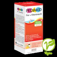 Pédiakid Fer + Vitamines B Sirop Banane 125ml à SAINT-PRIEST