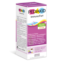 Pédiakid Immuno-Fort Sirop myrtille 125ml à SAINT-PRIEST