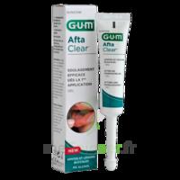 Gum Aftaclear Gel aphtes lésions buccales 10ml à SAINT-PRIEST