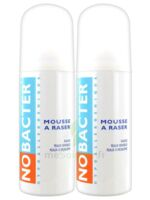Nobacter Mousse à raser peau sensible 2*150ml à SAINT-PRIEST