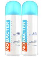 Nobacter Gel de rasage peau sensible 2*150ml à SAINT-PRIEST