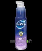 Manix Gel lubrifiant infiniti 100ml à SAINT-PRIEST
