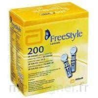 Freestyle Papillon Lancettes B/200 à SAINT-PRIEST