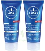 Laino Hydratation au Naturel Crème mains Cire d'Abeille 2*50ml à SAINT-PRIEST