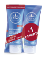 Laino Hydratation au Naturel Crème mains Cire d'Abeille 3*50ml à SAINT-PRIEST