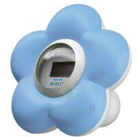 Avent Thermomètre numérique bain et chambre Bleu à SAINT-PRIEST