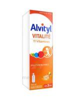 Alvityl Vitalité Solution buvable Multivitaminée 150ml à SAINT-PRIEST